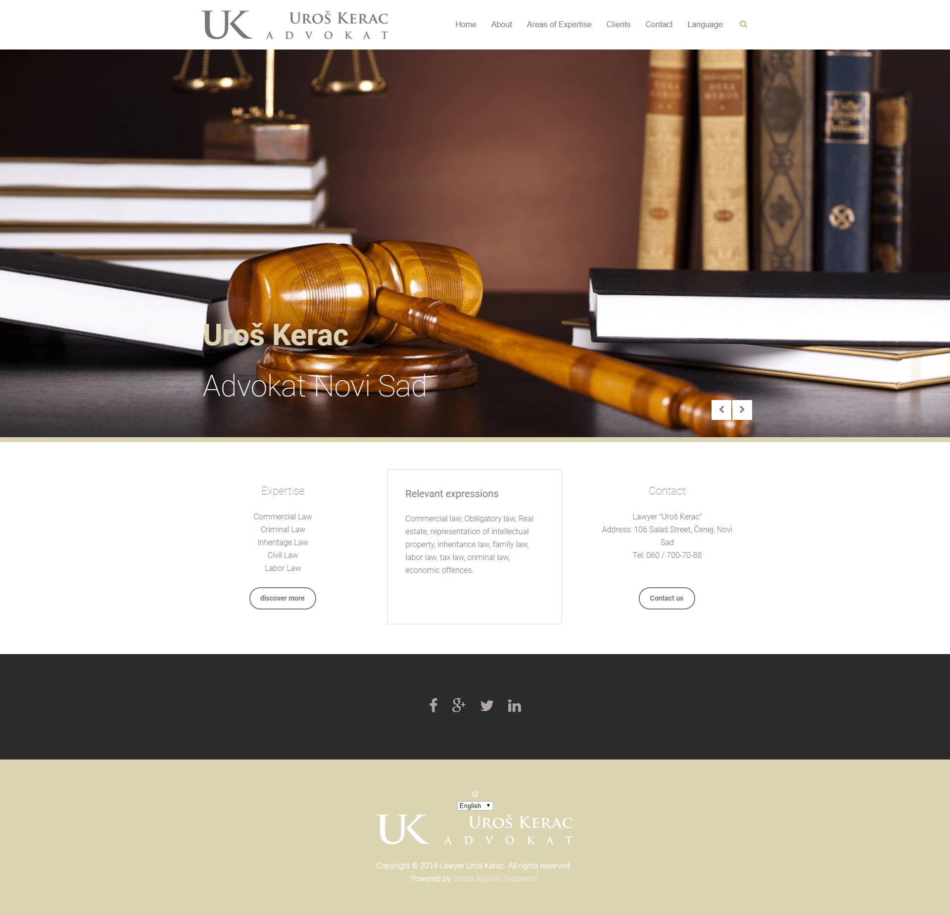 advokat kerac